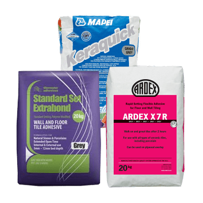 Floor Tile Adhesives