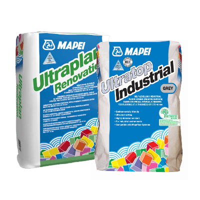 Mapei Self Levelling and Smoothing Compounds
