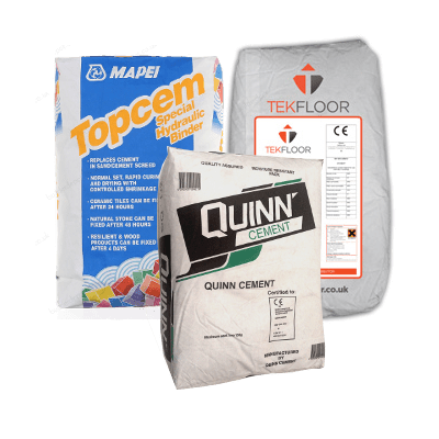Cement & Cement Replacements