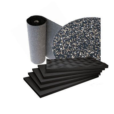 Over Screed Acoustic Membranes