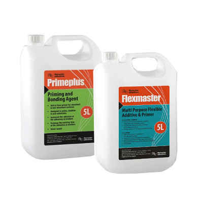 Tilemaster Adhesives Primers and Admixtures