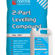 Norcros 2-Part Self Levelling Compound - Polymer Modified